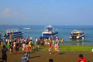 Transportasi menuju ke Nusa Penida