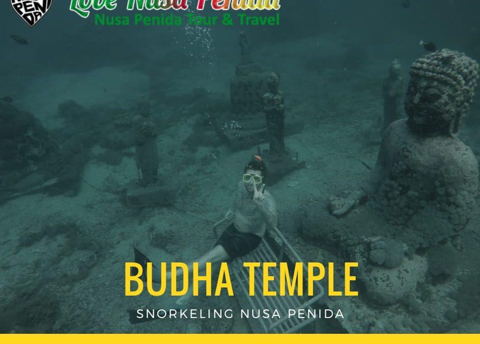 budha temple nusa penida