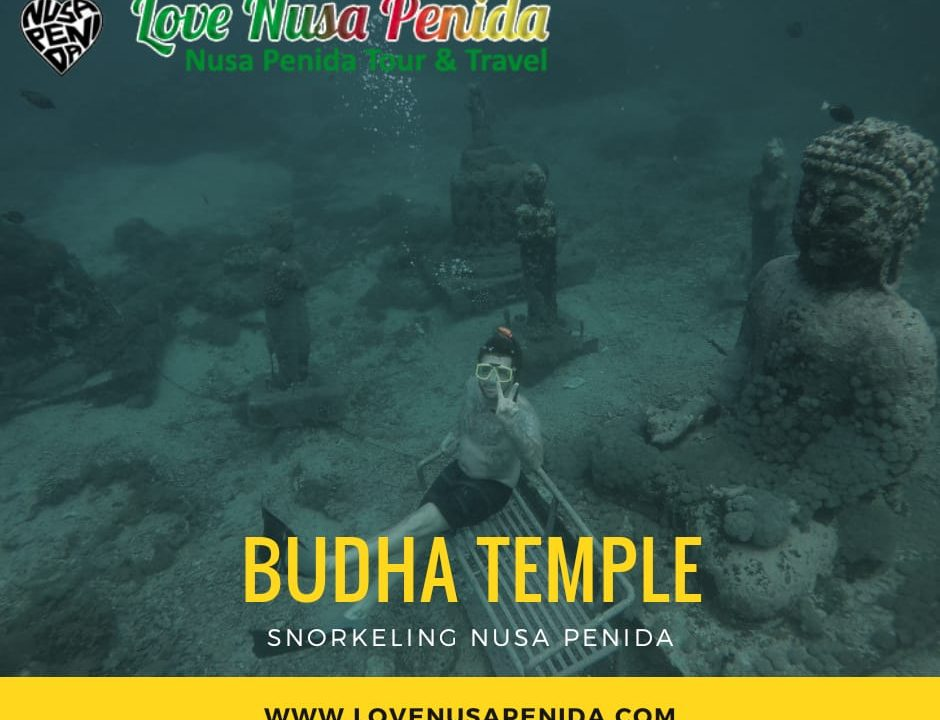 budha temple nusa penida