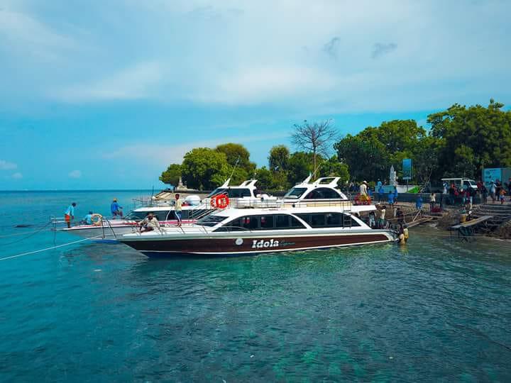 Harga Tiket Boat Dari Sanur ke Nusa Penida