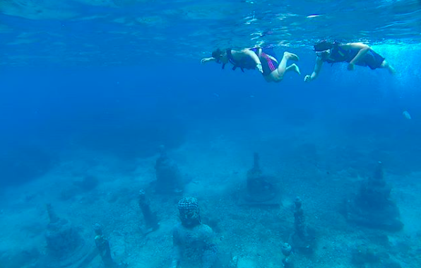 tips snorkeling di nusa penida