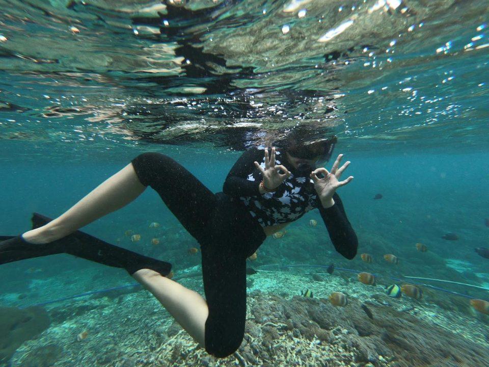 Snorkeling Nusa Penida dengan Agent Tour Murah Love Nusa Penida