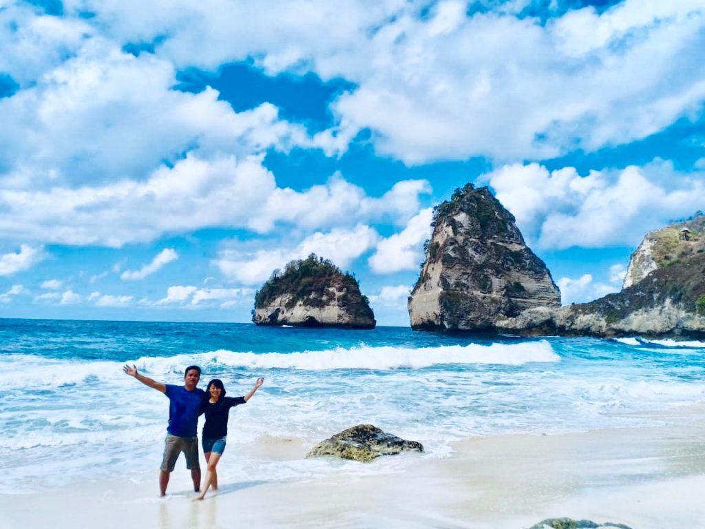 Pantai Diamond Nusa penida
