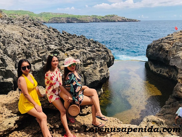 Paket Private Tour Nusa Penida Bikin Suasana Makin Intim